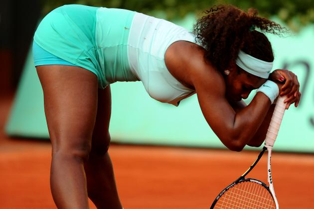 French Open: Serena Williams and the Tourney's 10 Biggest All-Time Chokes