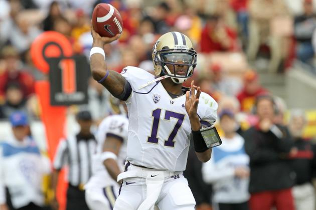 Washington Football: Breaking Down QB Keith Price's Strengths, Weaknesses