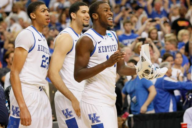 2012 NBA Mock Draft: Projecting Potential All-Stars in the 2012 Draft Class