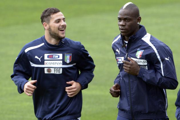 Euro 2012 Countdown: Balotelli, Czech Bacteria, Sorensen Out, Foley Betrayed