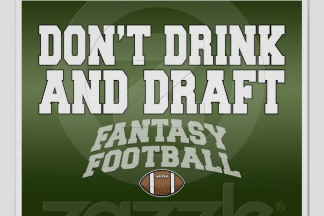 Fantasy Football 2012: 5 Players You'd Be Insane to Draft