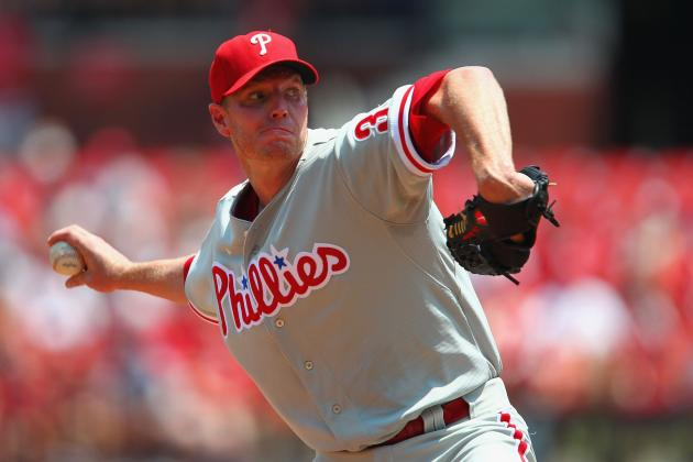 Roy Halladay Injury: 6 Potential Replacements in Phillies Rotation