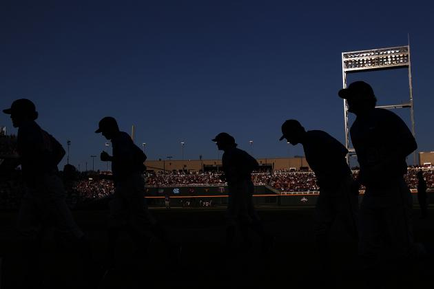 College World Series 2012 Finals: Breaking Down South Carolina vs. Arizona