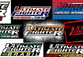 TUF Live Finale: Power Ranking the 25 Best TUF Fighters