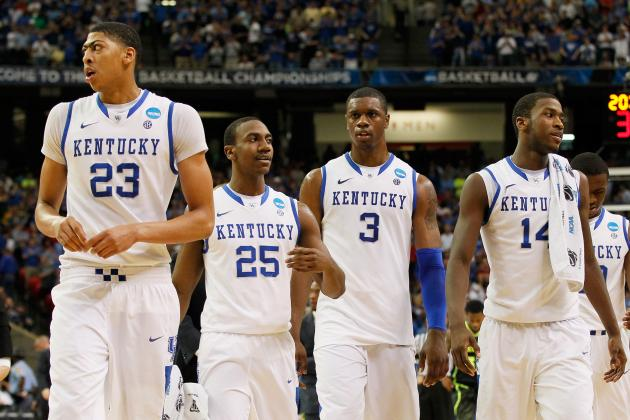 NBA Draft 2012: Ranking Top Prospects at Every Position
