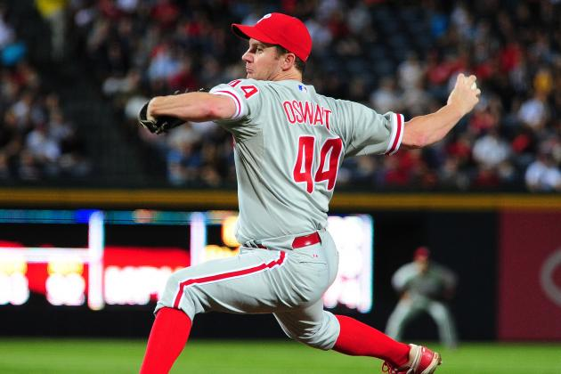 6 MLB Teams Who Missed a Golden Opportunity to Sign Roy Oswalt
