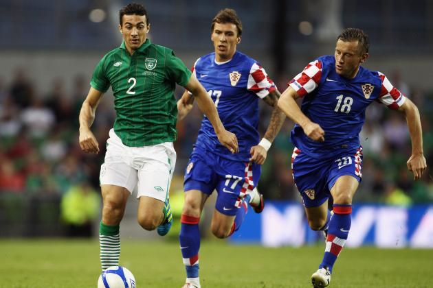 Republic of Ireland vs. Croatia: 5 Key Matchups in Euro 2012 Opener
