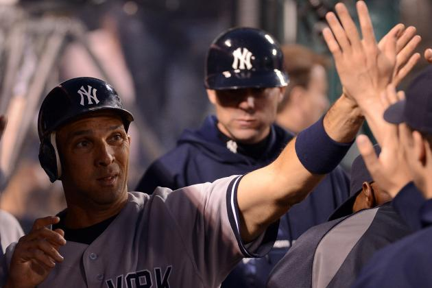 New York Yankees: 2-Month Hitter's Report Card