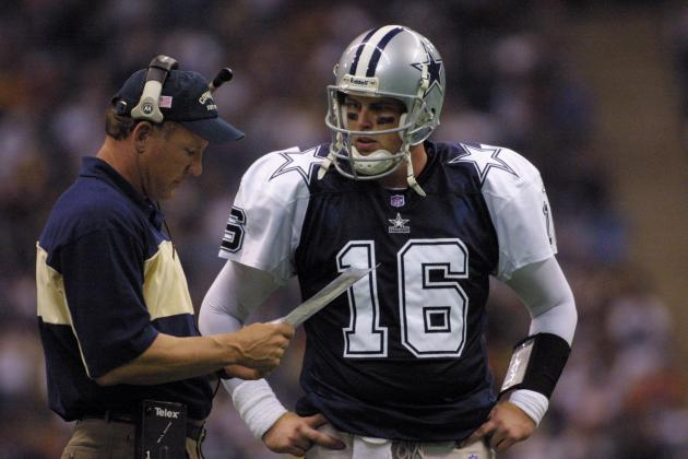 The 10 Dullest Offenses in NFL History