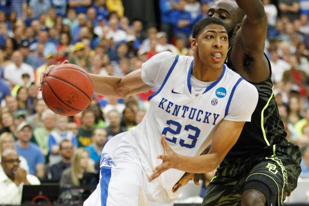 2012 NBA Mock Draft: How Lottery Results Will Shake Up First Round