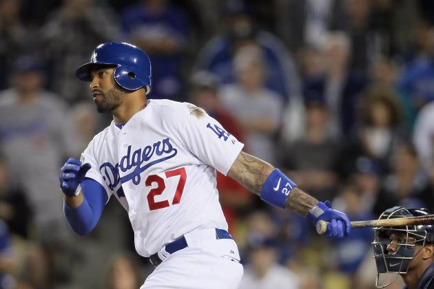 Matt Kemp Has Competition for NL MVP Race These Days