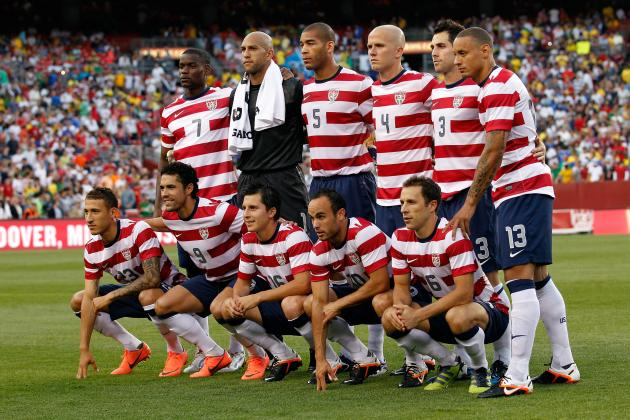 USMNT vs Brazil: Rating Jurgen Klinsmann's US National Team Players