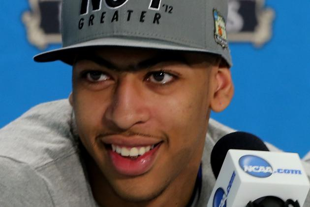 2012 NBA Mock Draft: Pick-by-Pick Predictions (2 Rounds)