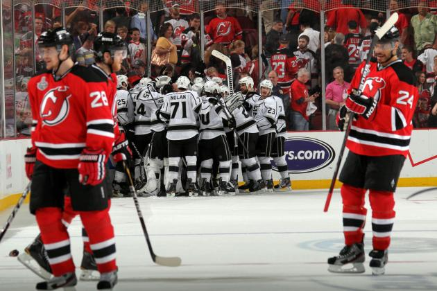 Stanley Cup Finals 2012: 3 Stars from Game 1 Between the Kings and Devils