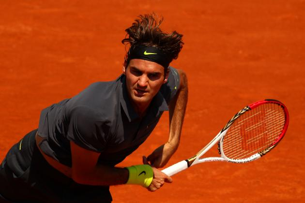 Roger Federer's Potential Milestones at the 2012 French Open