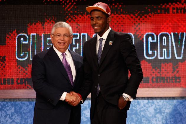 NBA Draft 2012: Ranking the First Overall NBA Draft Picks from Last 25 Years