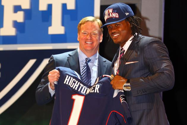 New England Patriots: Reviewing Their 2012 NFL Draft