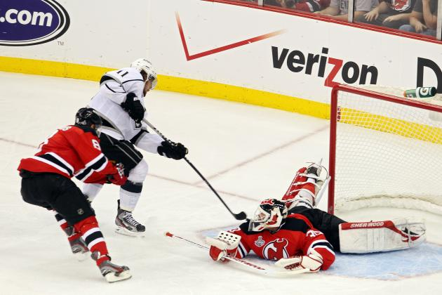 Stanley Cup Finals 2012: 13-2 L.A. Kings Look to Emulate 1988 Edmonton Oilers