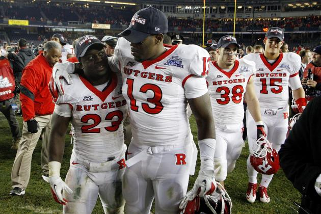 Rutgers Football: 5 Unknown Knights Who Will Break out in 2012