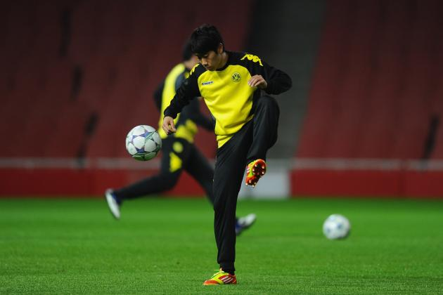 Shinji Kagawa: 5 Changes Manchester United Will Make After His Signing