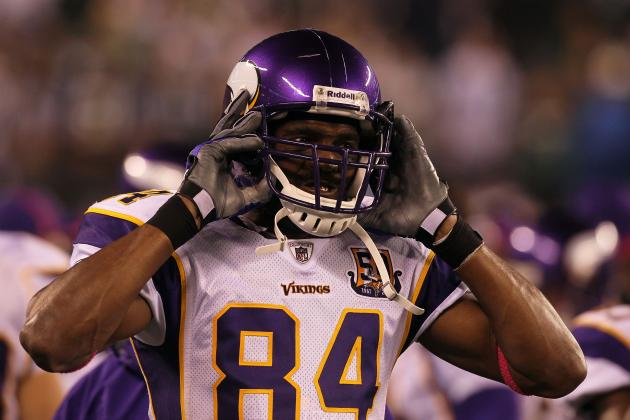 Randy Moss and Fantasy Studs You Must Target Early