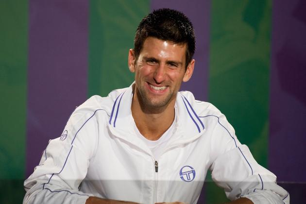 5 Reasons Novak Djokovic Is the Most Fun Tennis Player to Watch Today