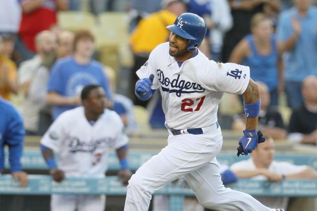 NL MVP Rankings: Melky Cabrera Makes Push, Matt Kemp Presents Dilemma
