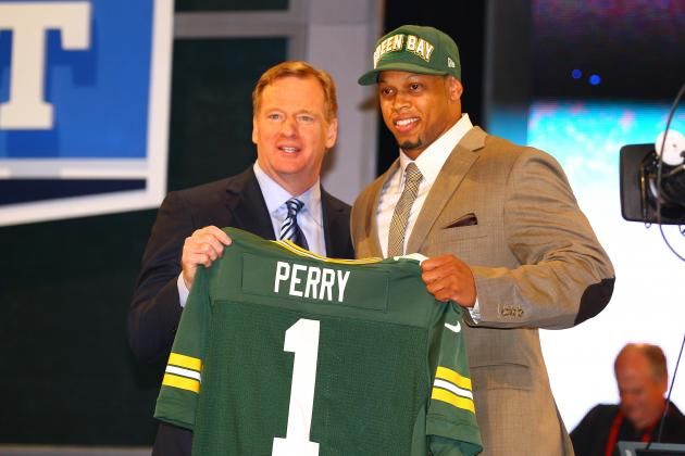 NFL Predictions: 5 Rookies Who Could Be Defensive Rookie of the Year