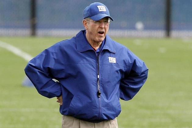Four Things We've Learned so Far from New York Giants OTAs