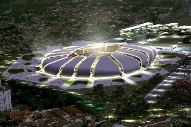 The 25 Future Stadiums We Can't Wait to See