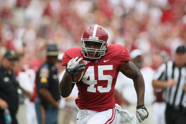 Alabama Football: Crimson Tide's Most Overrated Players