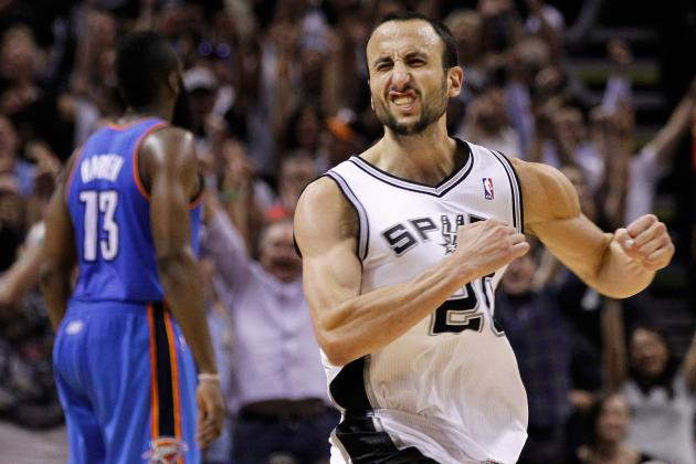 Thunder vs. Spurs: 5 Reasons San Antonio Will Keep Winning