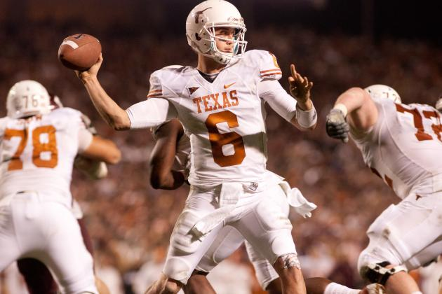 Texas Football: 4 Freshmen Who Will Make the Biggest Impact Next Year