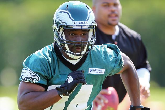 5 Philadelphia Eagles Who Could Drop Down the Depth Chart in 2012