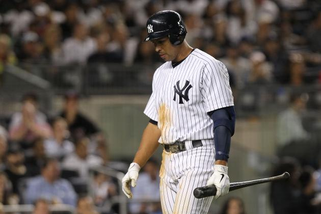 Assigning Blame to Each Member of the New York Yankee's Lineup