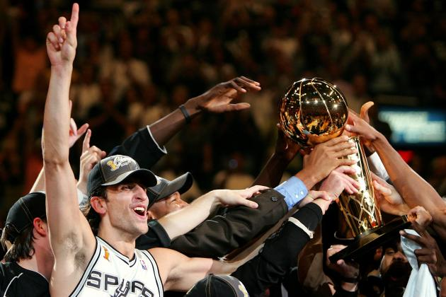 8 Reasons a San Antonio Spurs Championship Is Inevitable