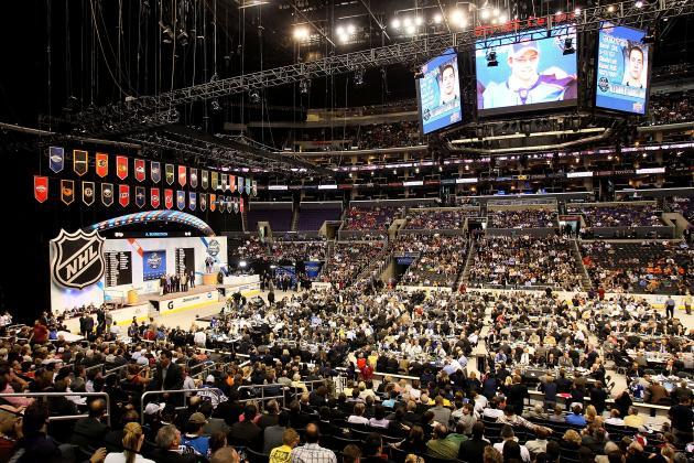 Toronto Maple Leafs 2012 Draft Strategy