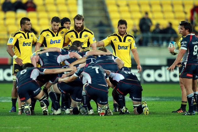 Super Rugby 2012: 4 Teams Guaranteed to Lose in Round 15
