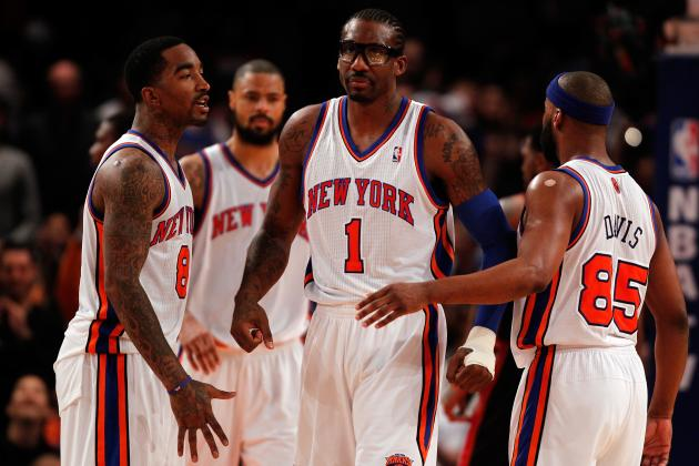 New York Knicks: 7 Teams That Could Be Persuaded to Deal for Amar'e Stoudemire