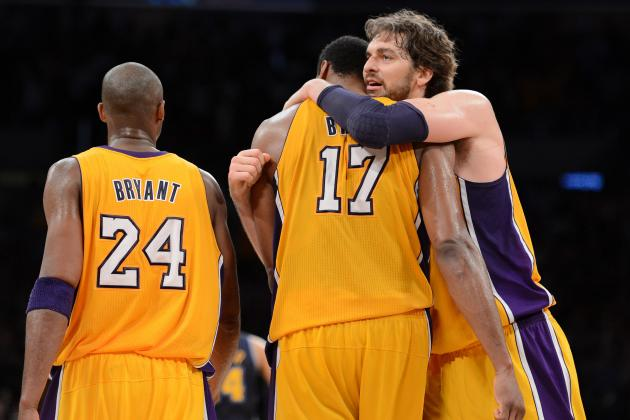 Predicting Which L.A. Lakers Will Not Return Next Season