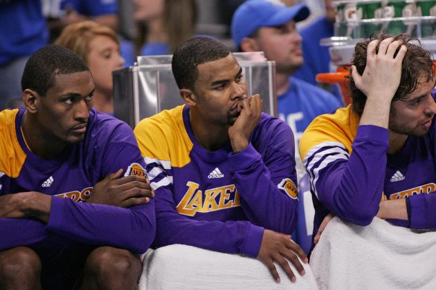 Los Angeles Lakers and 5 Other Veteran Teams That Are Past Their Primes