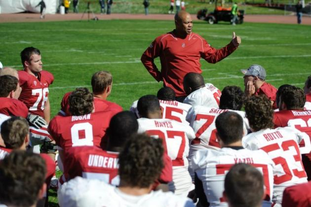 Stanford's 2012 WRs: Multiple Choices