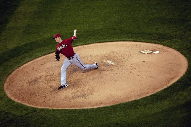 Re-Ranking the Top 10 Pitching Prospects in Arizona Diamondbacks' System