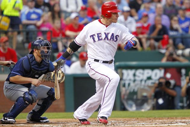 Fantasy Baseball 2012: Josh Hamilton Headlines All-Star Team for Month of May