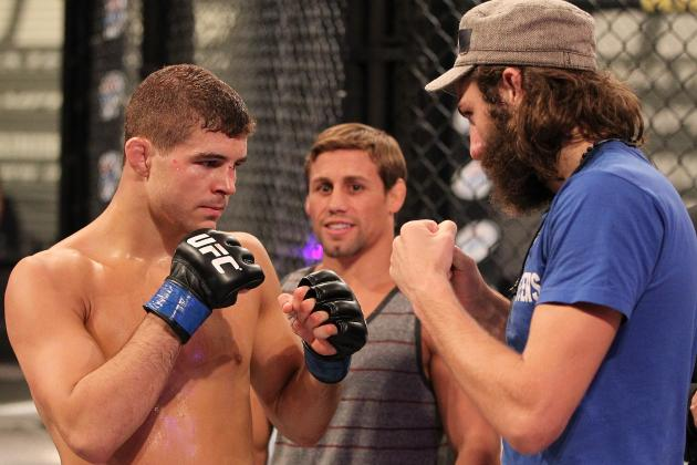 TUF Finale Results: Jake Ellenberger vs. Martin Kampmann Fight Card