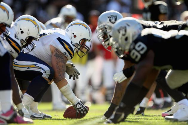 San Diego Chargers: O-Line to Lead Charge to an Electrifying 2012 Offense