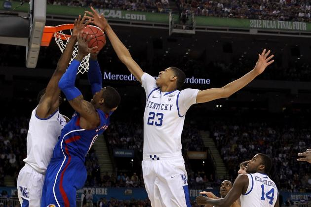 NBA Draft 2012: Round 1 Mock Draft