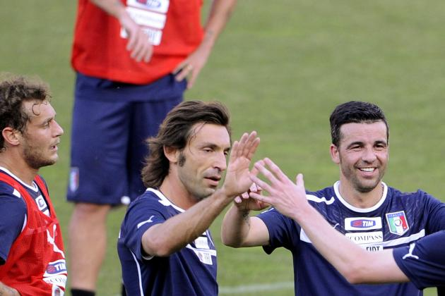 Euro 2012 Predictions:  The Veterans Who Will Decide the Championships