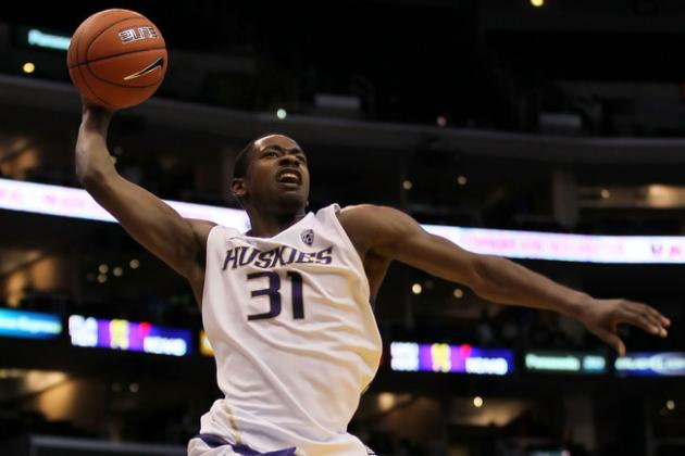 NBA Draft 2012: 6 Players Who Will Be Surprise Lottery Picks