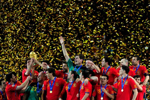 Euro 2012 Expert Power Rankings: Counting Down All 16 Teams